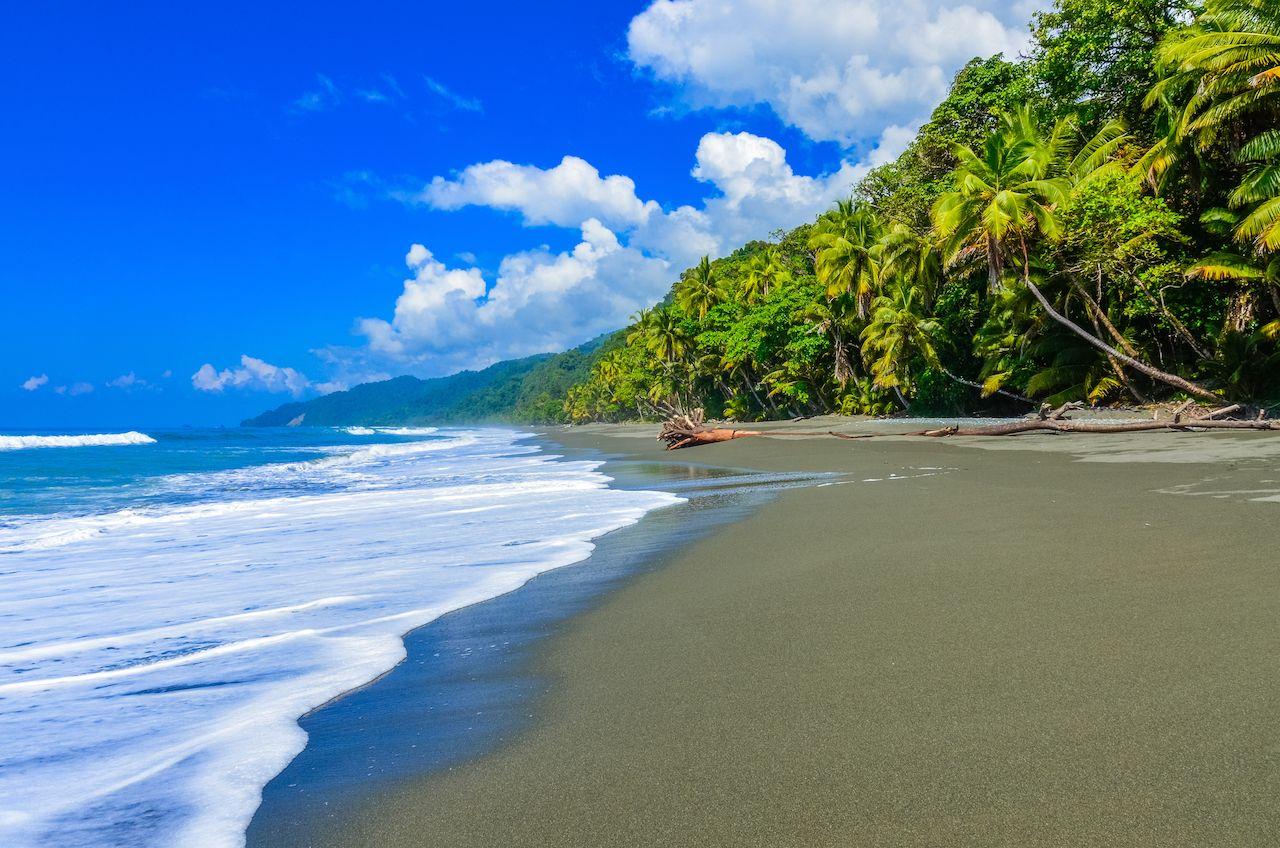 Costa Rica's Osa Peninsula travel