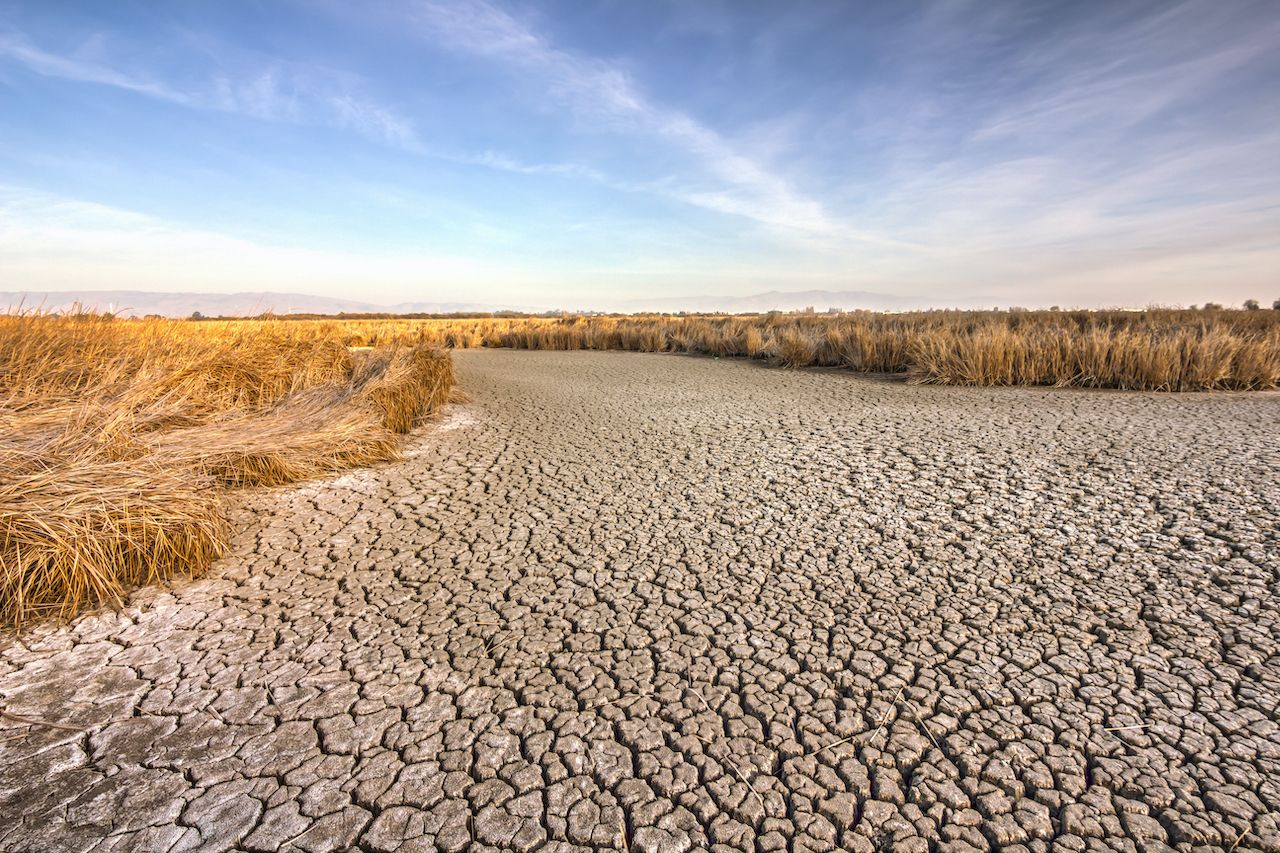 Possible megadrought in Western US