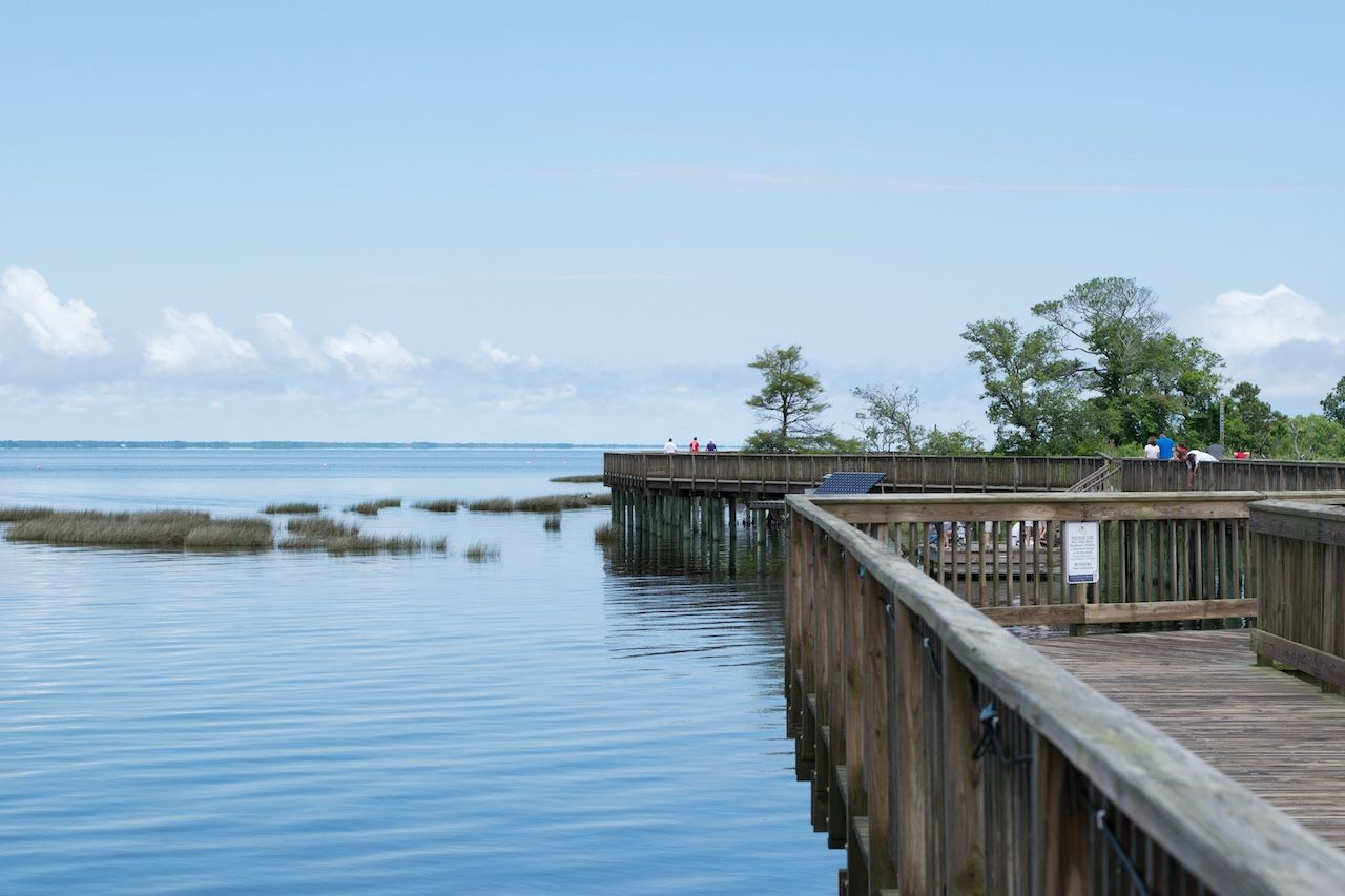 How to explore The Outer Banks of North Carolina on foot: A trail guide