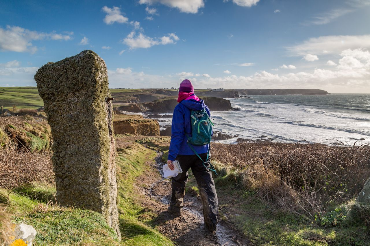 England Coast Path top open in 2021