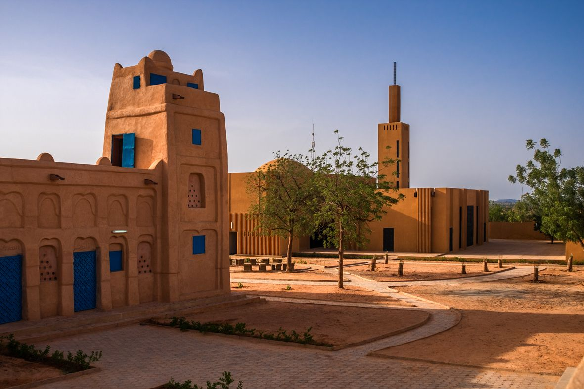 Hikma Religious and Secular Complex in Niger