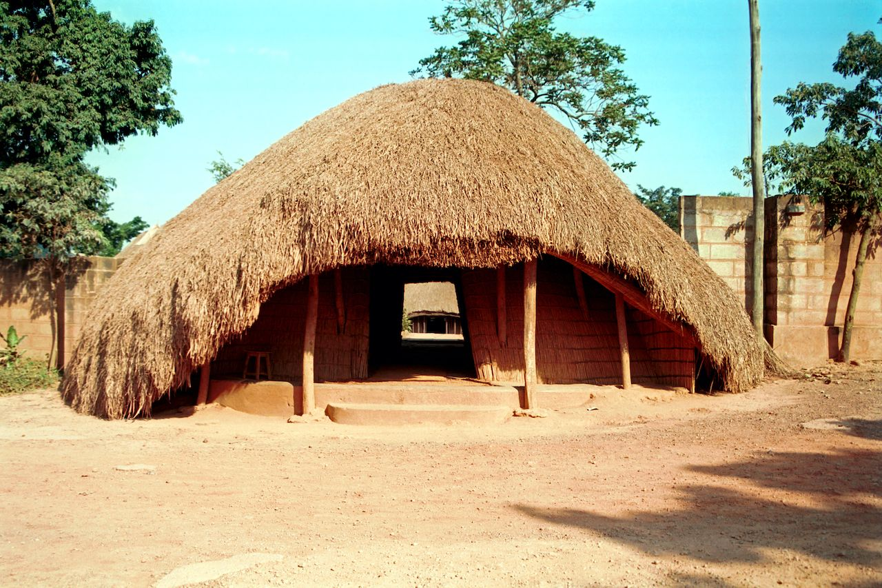 Kasubi Tombs in Uganda