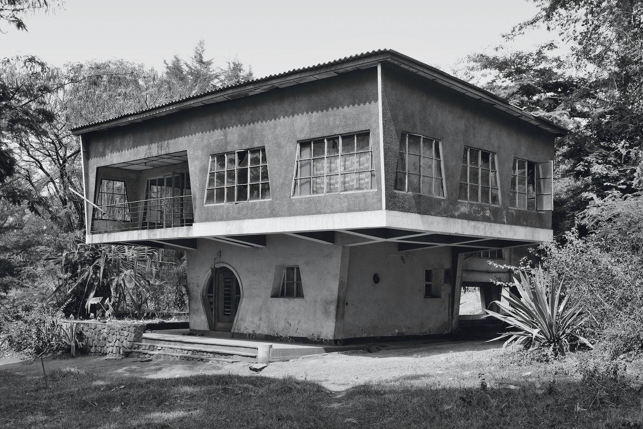 Le Champignon in Gitega in Burundi