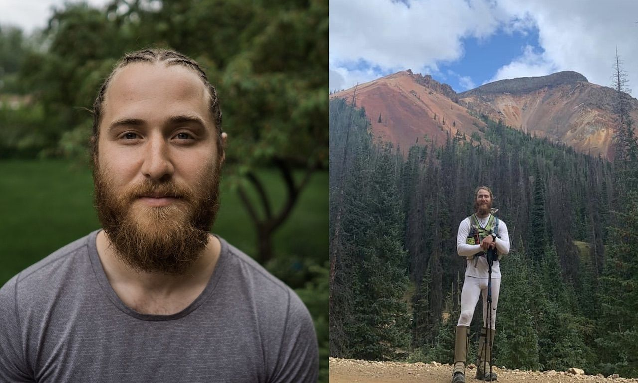 Mike Posner on walking across the US