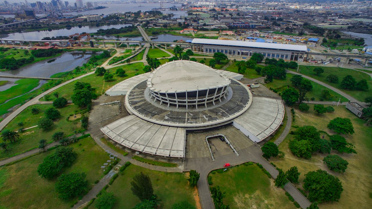 National Theatre in Nigeria