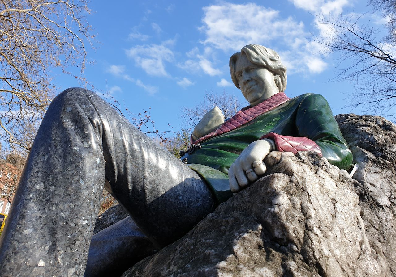 Powerful LGBTQ-related monuments
