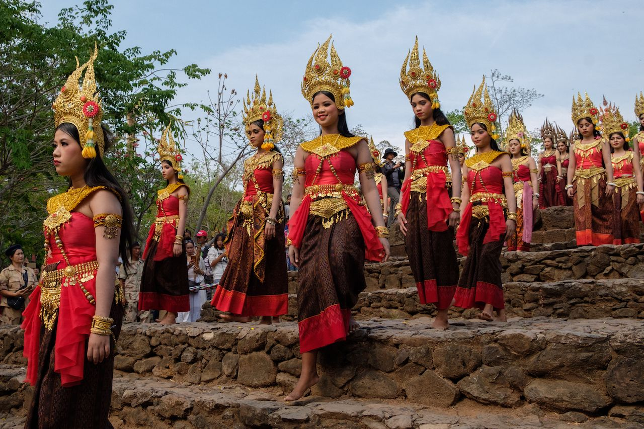 Phanom Rung Festival