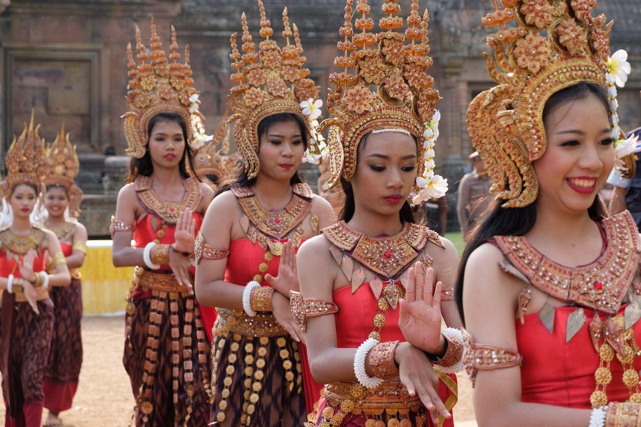 Thailand's Phanom Rung Festival