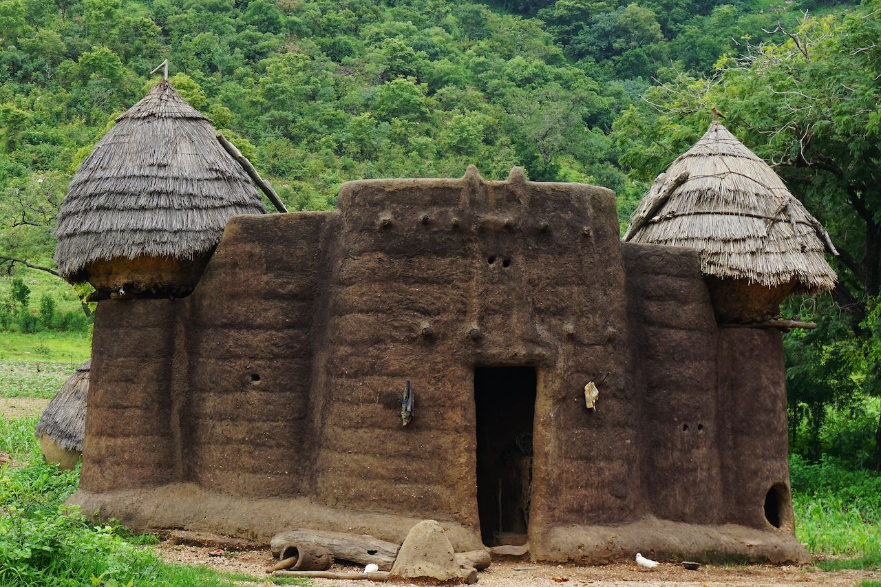 Takienta Tower Houses of Koutammakou in Togo
