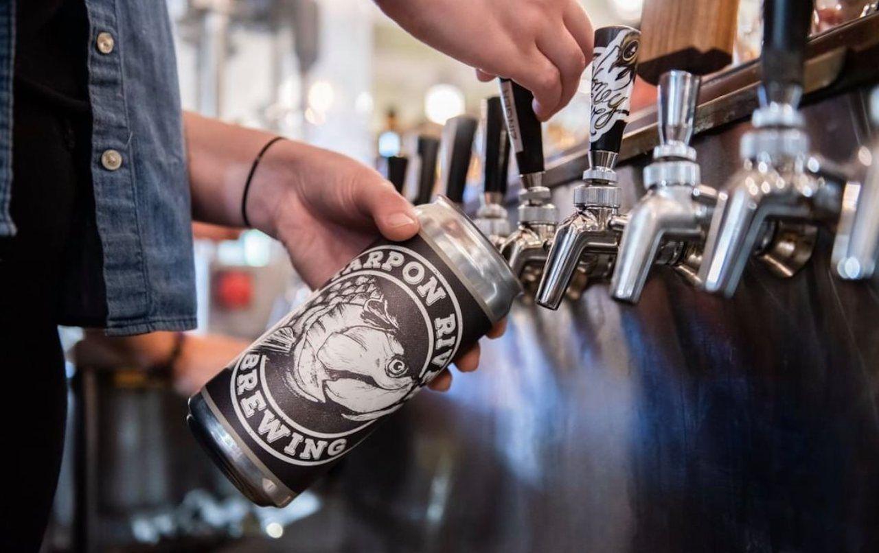 Craft beer crowler shortage to-go