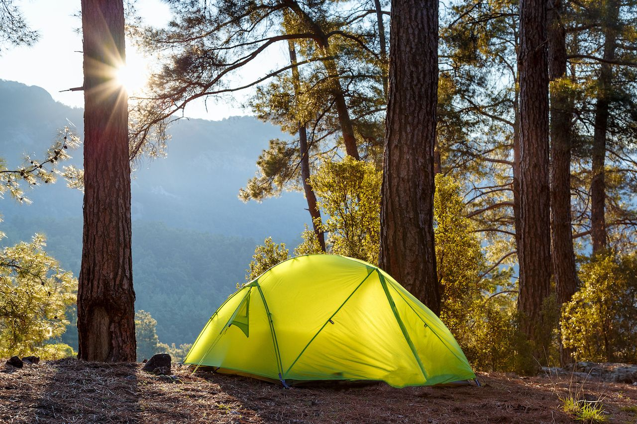 How to get a last-minute campsite