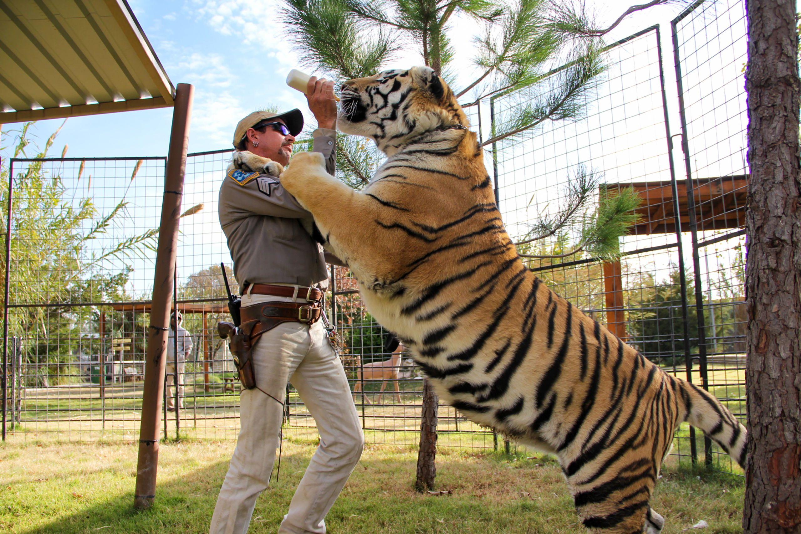 'Tiger King' on Netflix