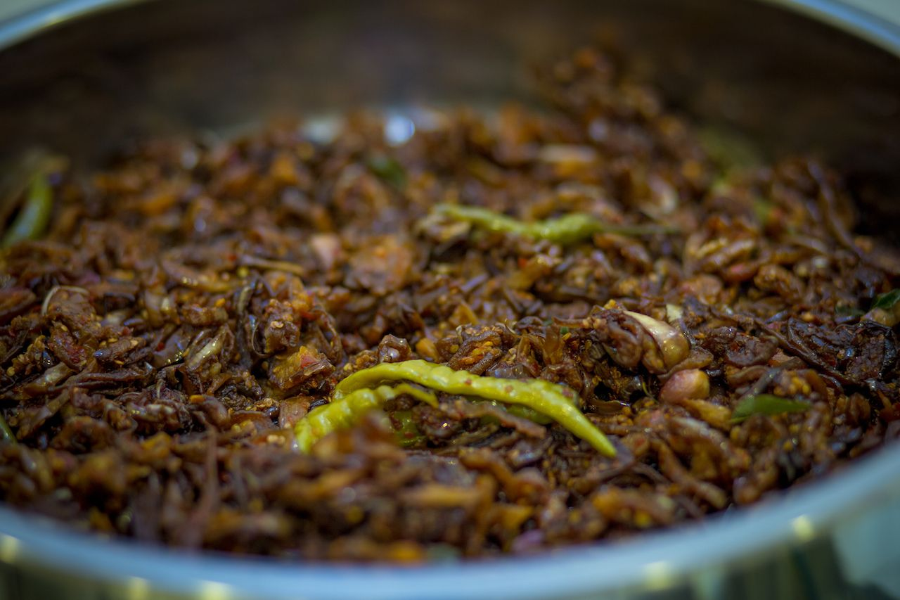Unlike any other eggplant.. The post Wambatu moju is the fried, pickled Sri Lankan delight you need in your life appeared first on Matador Network..