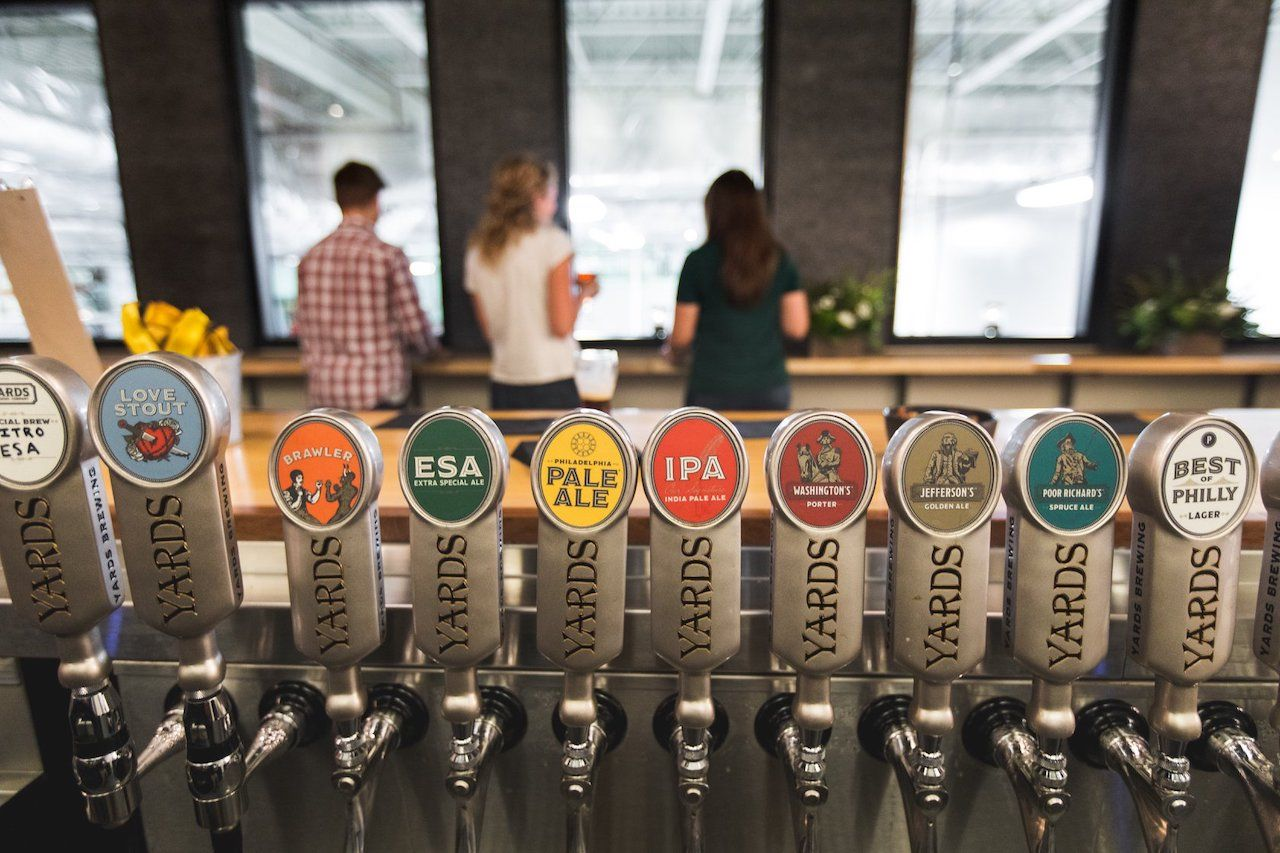 Best breweries to try in Philly