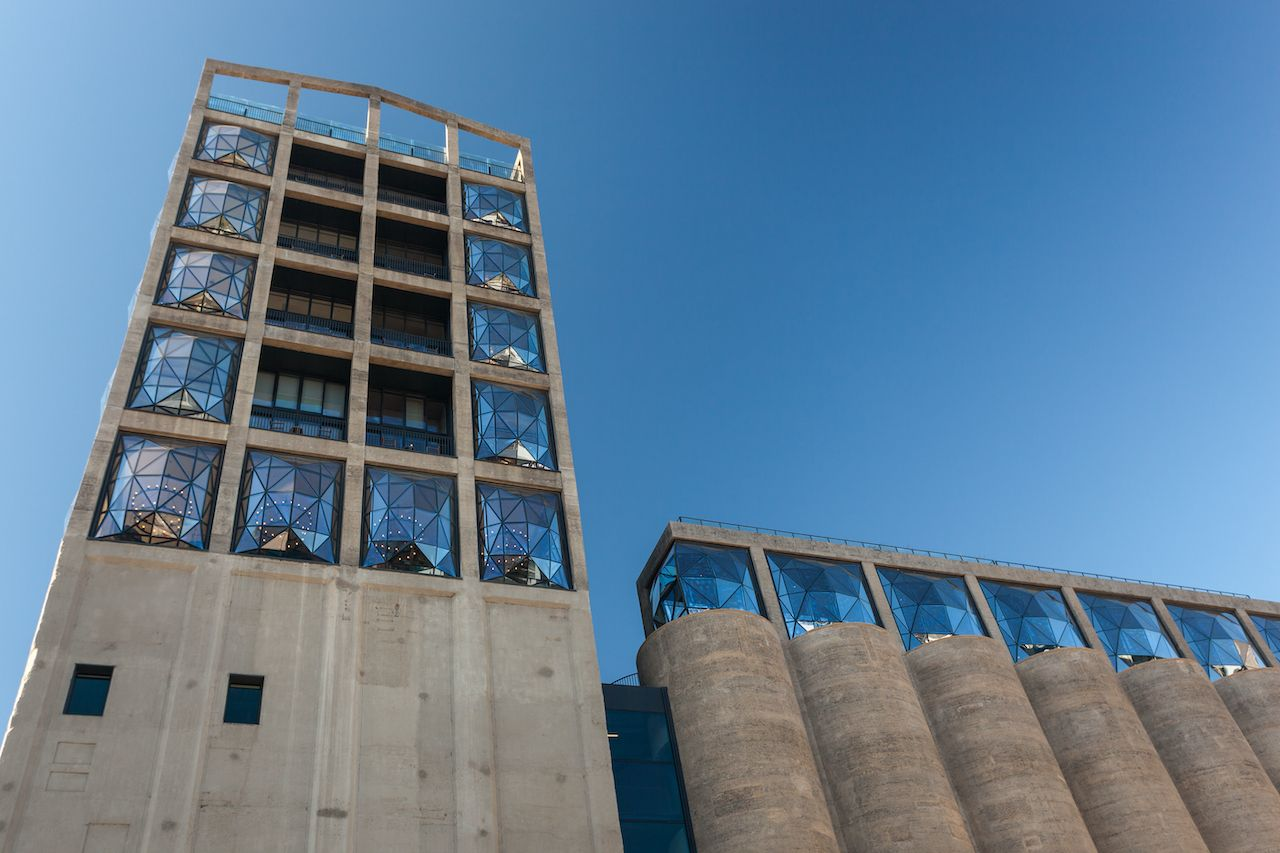 Zeitz MOCAA in South Africa