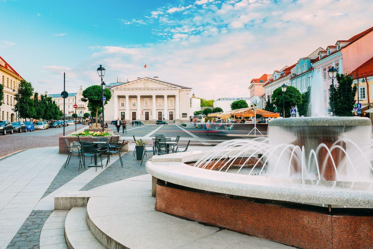 Vilnius plans to help restaurants