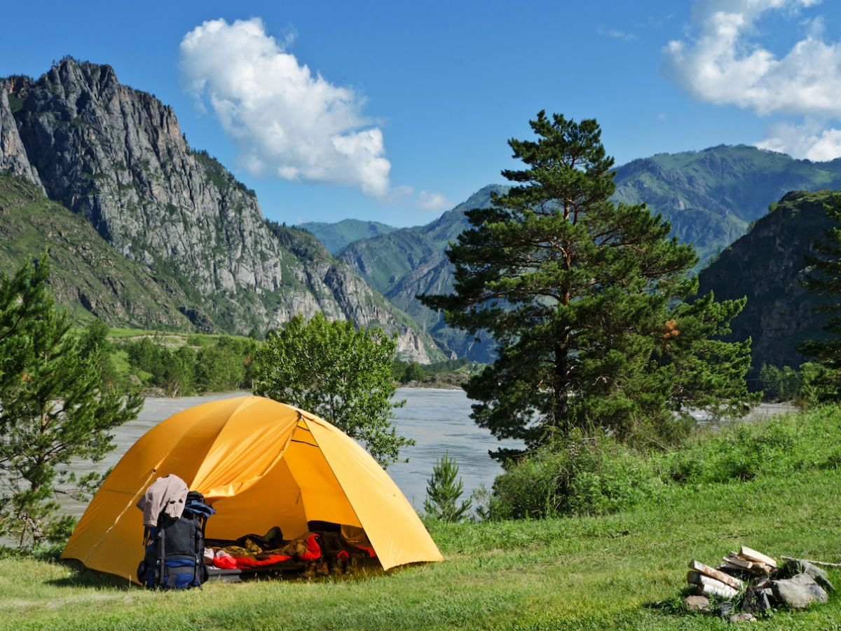 History of camping in the US