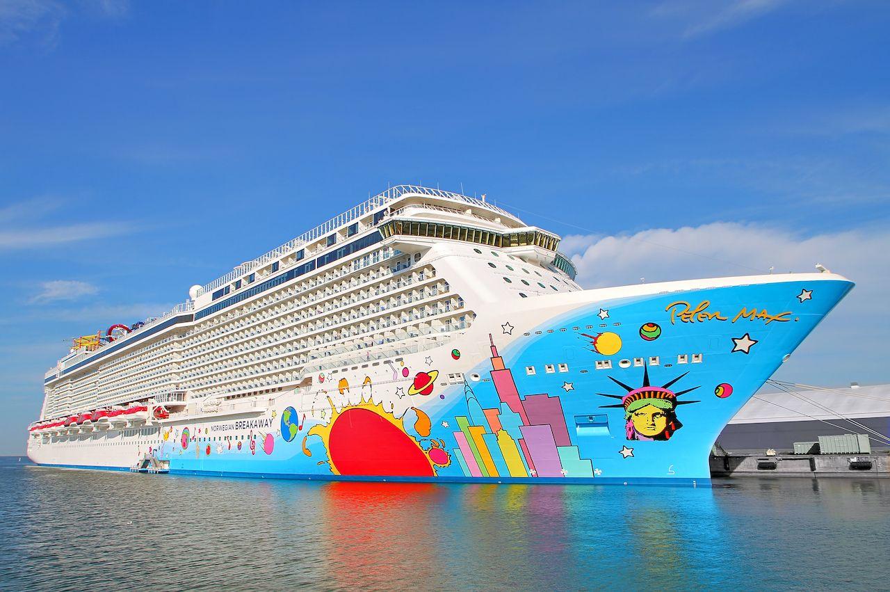 Norwegian Cruise Line bankruptcy