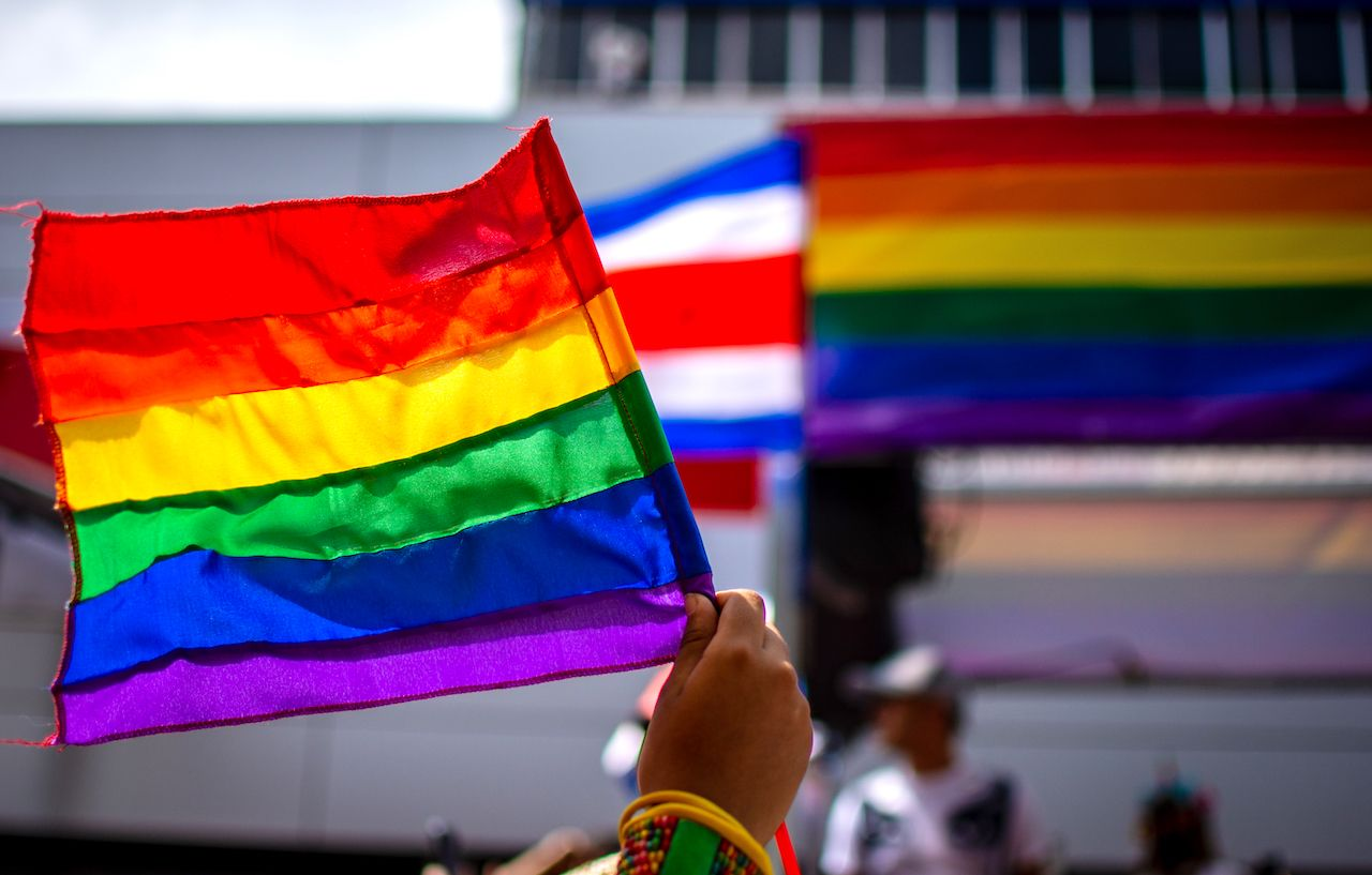 Marriage equality in Costa Rica