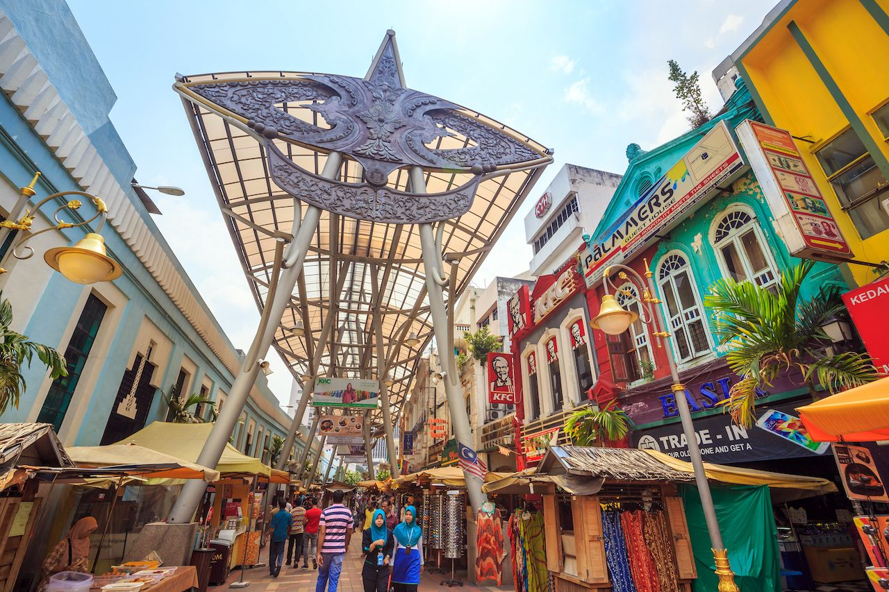 The best attractions in Kuala Lumpur