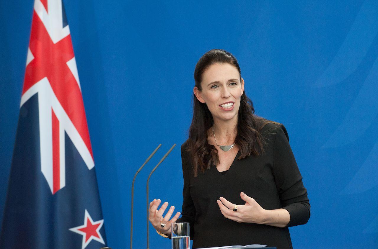New Zealand eliminating coronavirus