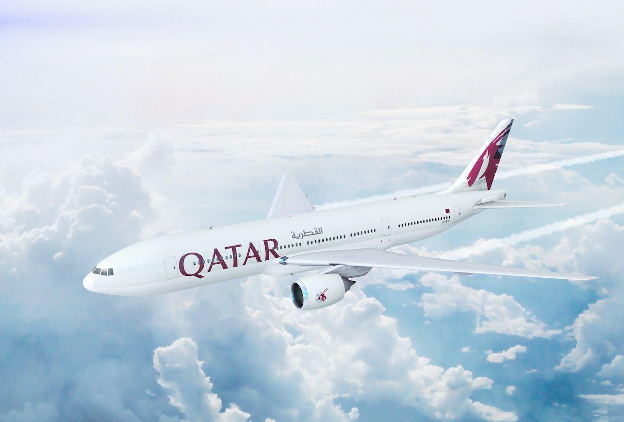 Qatar Airways giving 100,000 flights