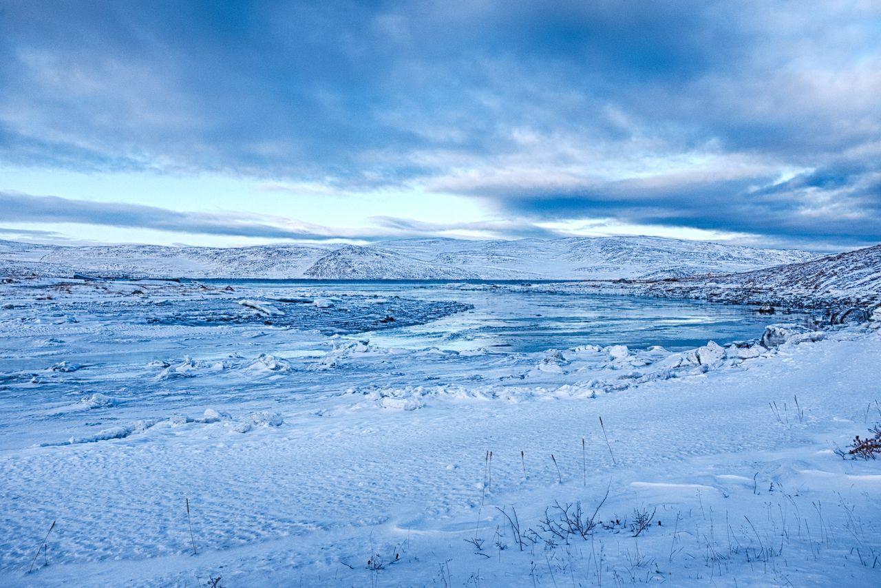 Nunavik, Quebec, Arctic north travel