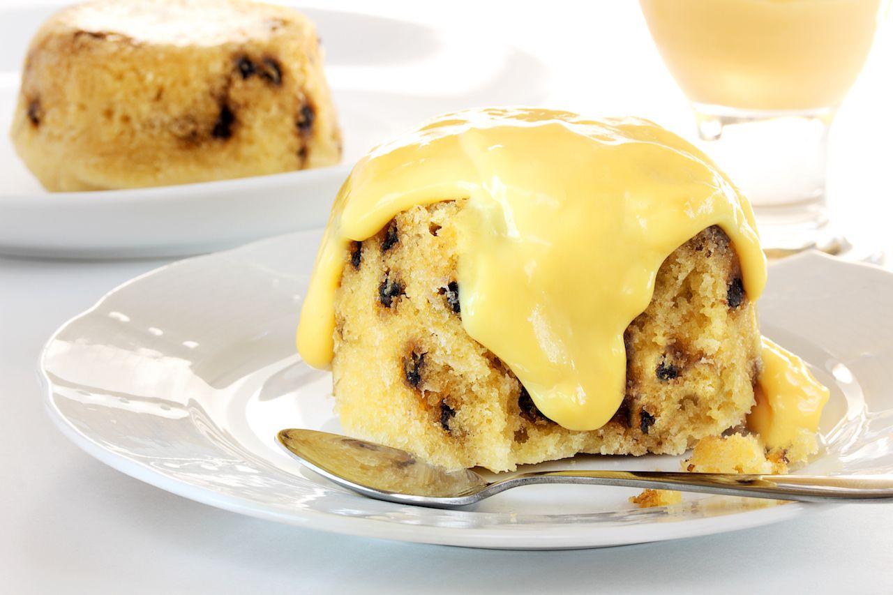 Classic British dessert