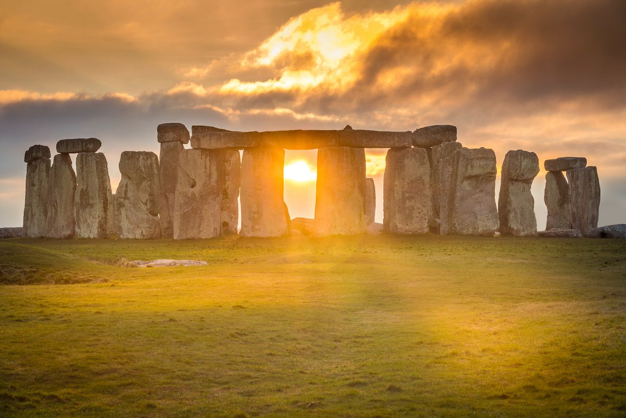 Stonehenge livestream