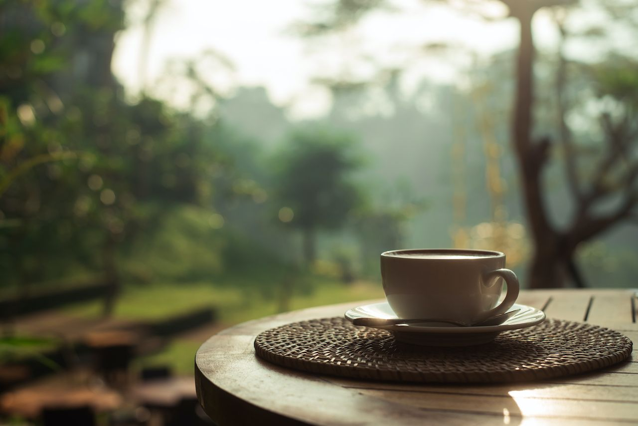 Climate change effect on coffee