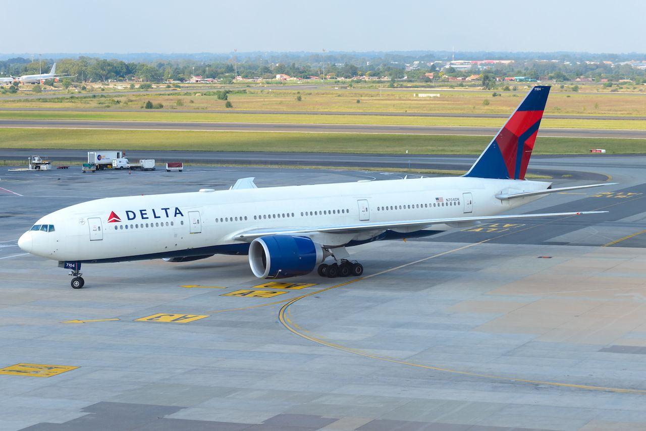 Delta retiring Boeing 777s