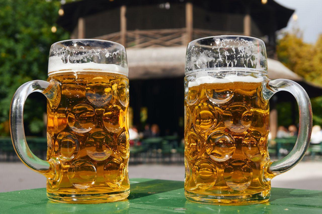 German brewer gives away free beer