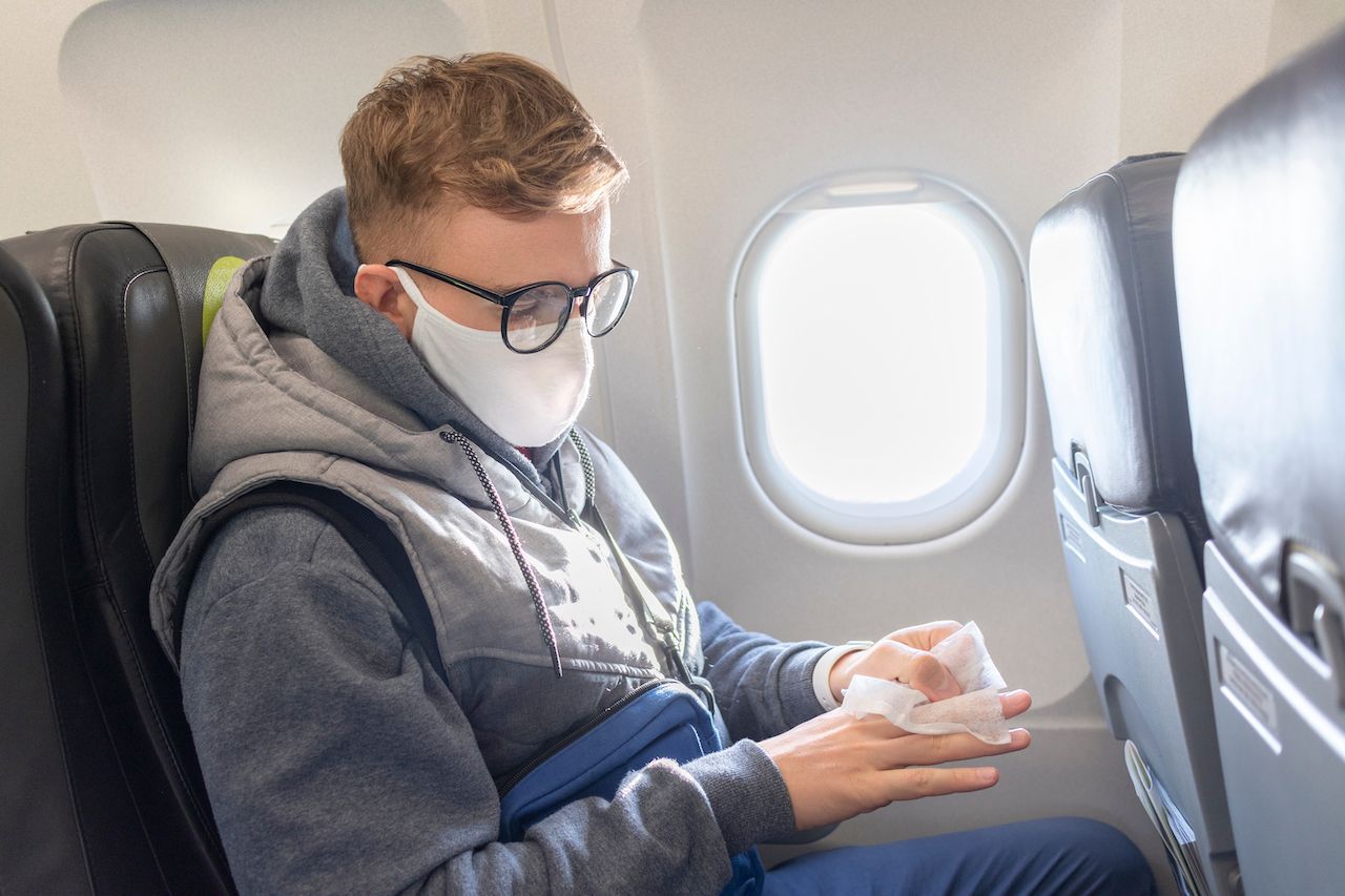 How airlines are social distancing