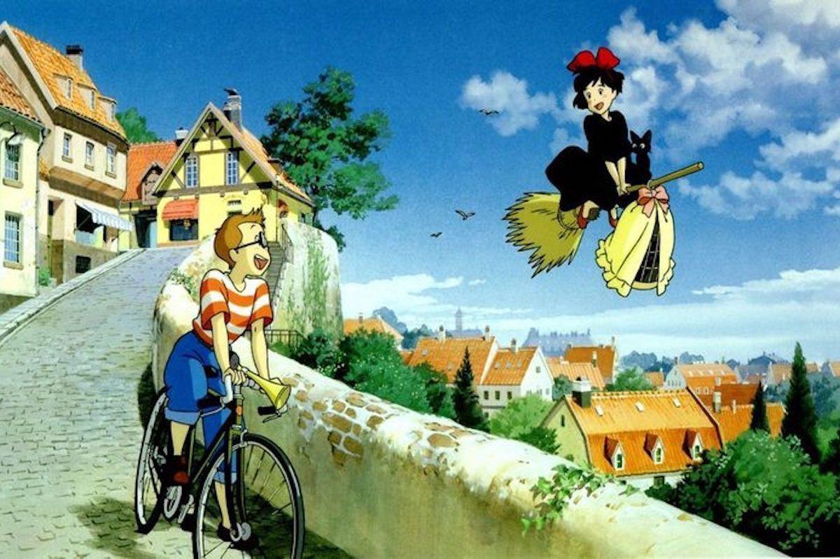 Studio Ghibli's global perspective celebrates a multicultural world
