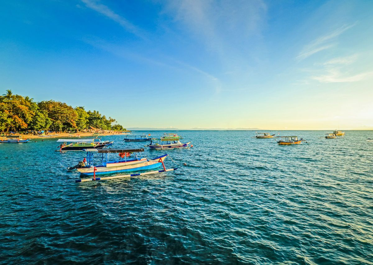 For Bali's surf and wellness without the crowds, head to Lombok