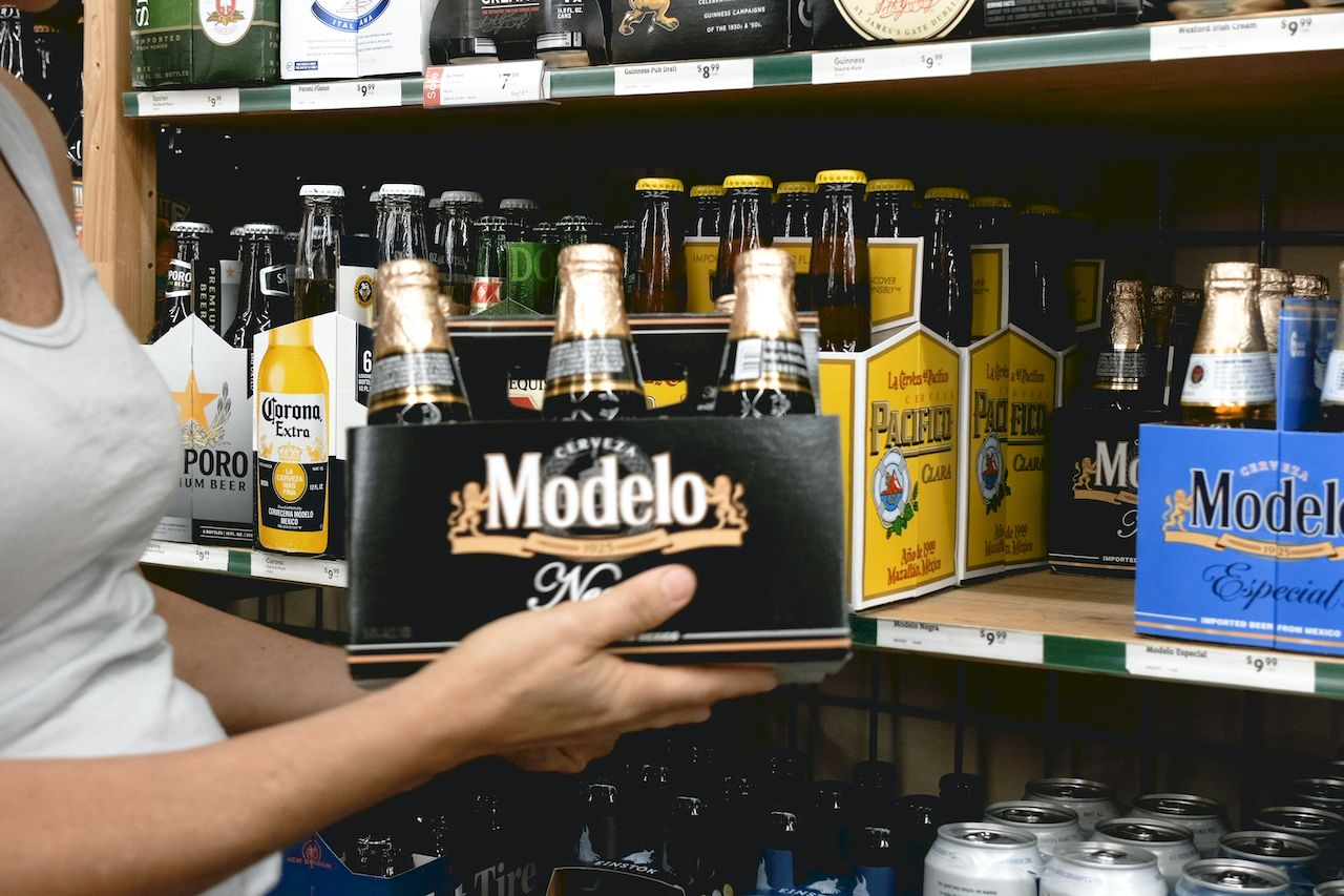 Beer shortage in Mexico during COVID