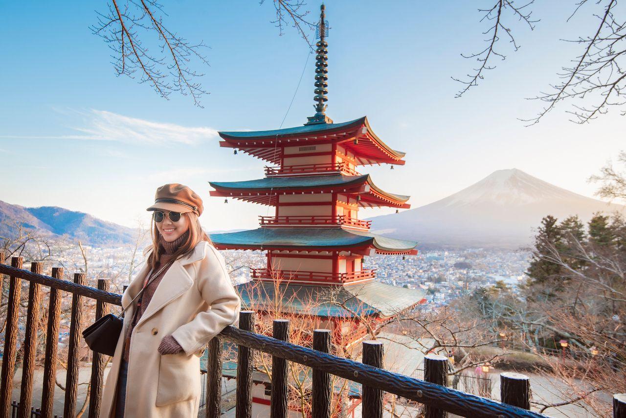 Japan may pay half your next trip