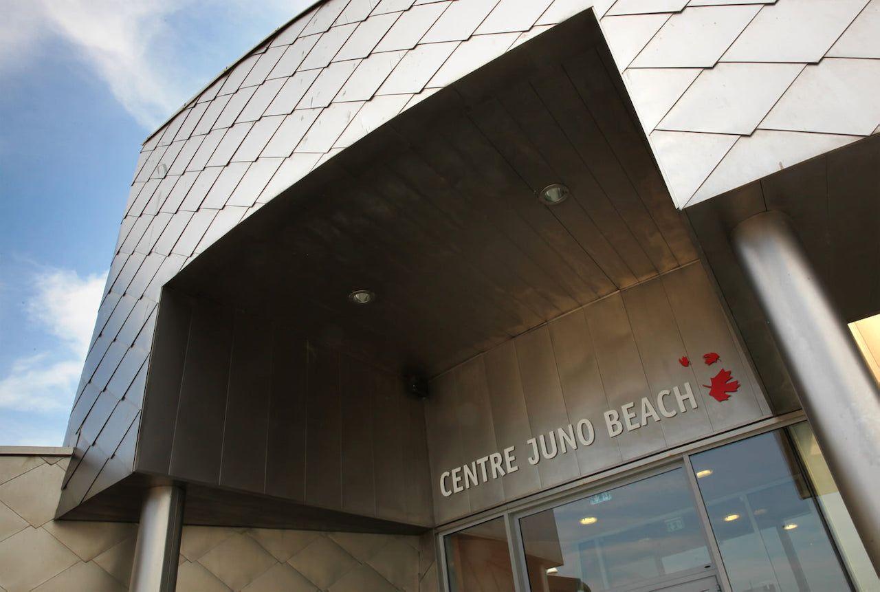 Centre Juno Beach Juno Beach Centre