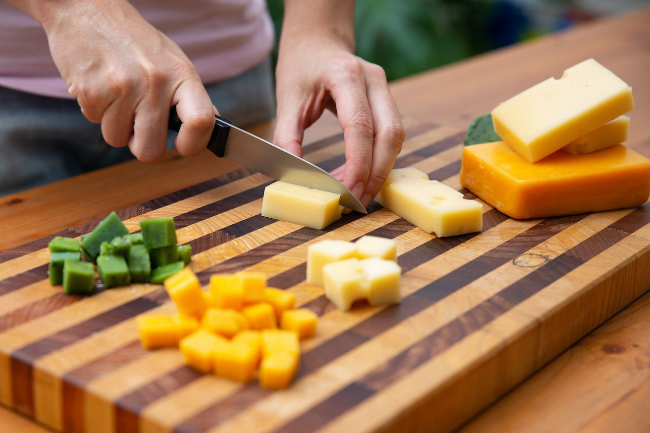 Get paid to eat cheese