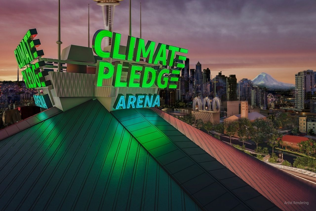 Climate Pledge Arena 2