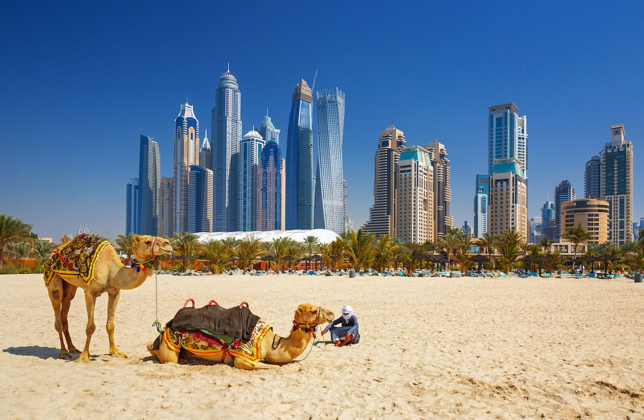 Dubai is reopening in July