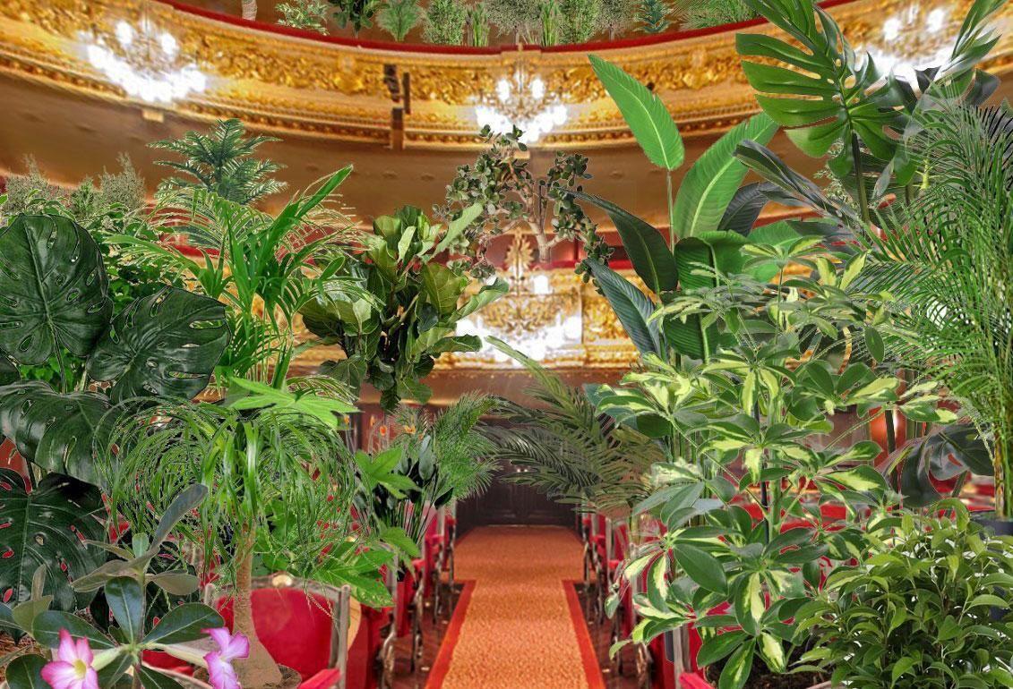 Barcelona opera house reopens