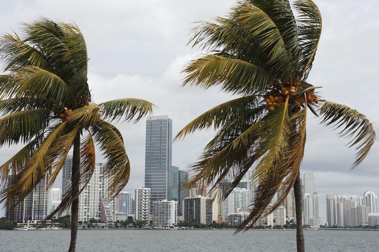 Walls to protect Miami sea levels