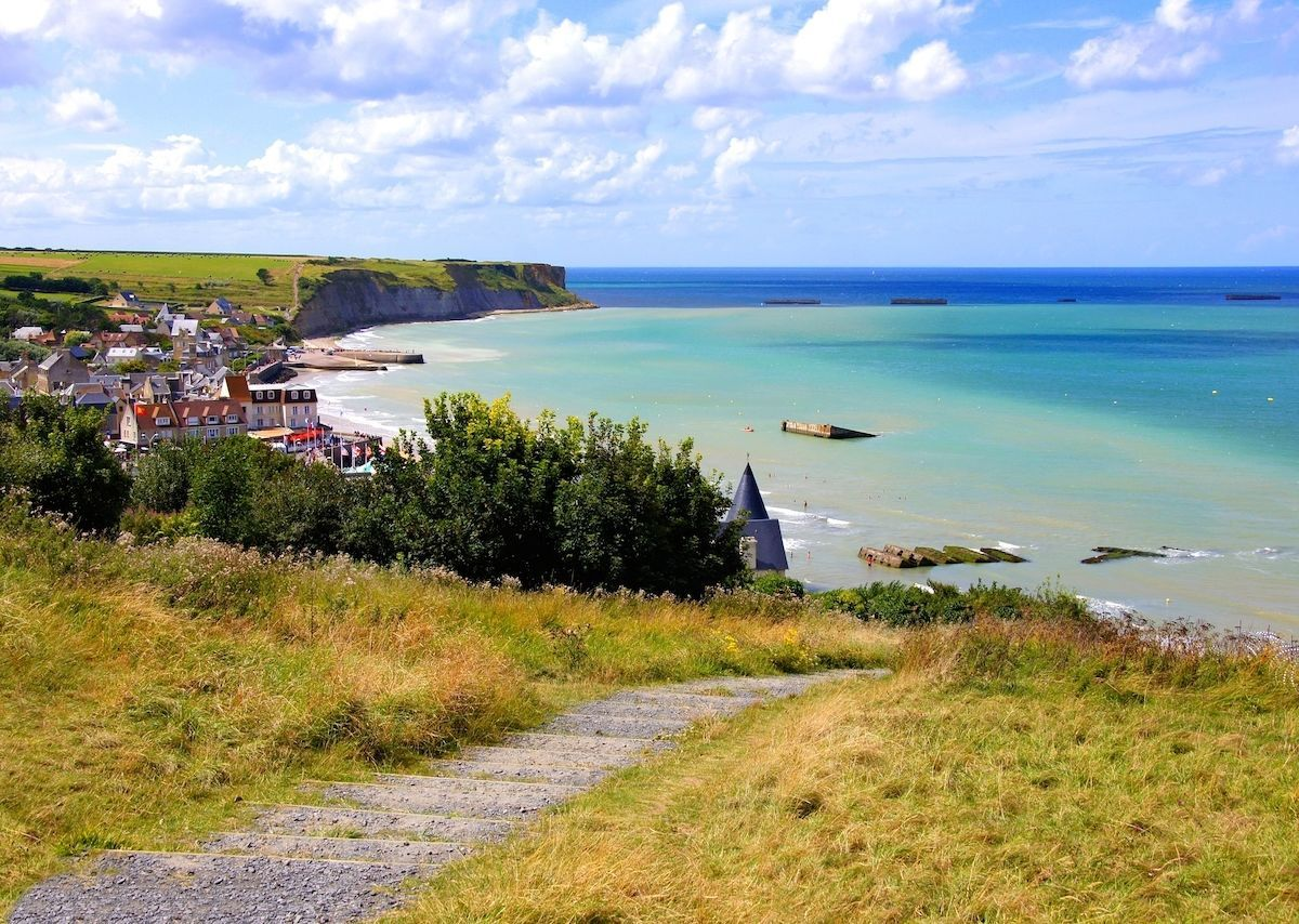 A visit to Normandy brings D-Day to life beyond the beaches