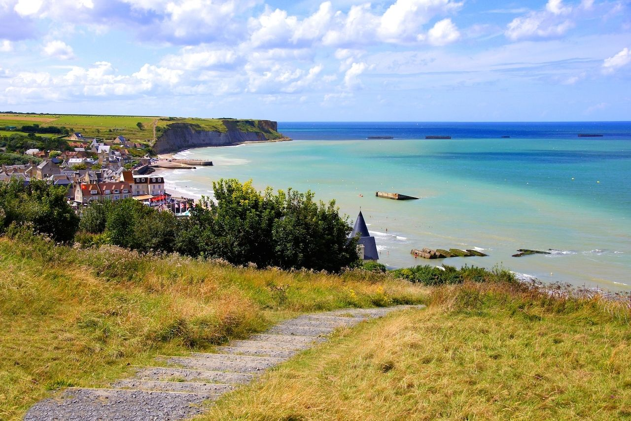How to visit the D-Day beaches