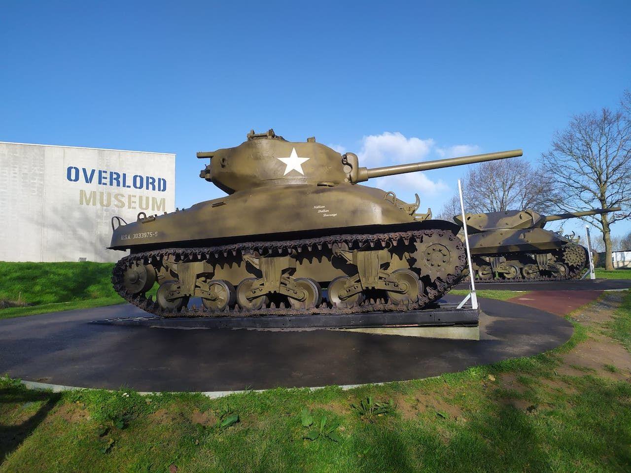 Overlord Museum Omaha Beach