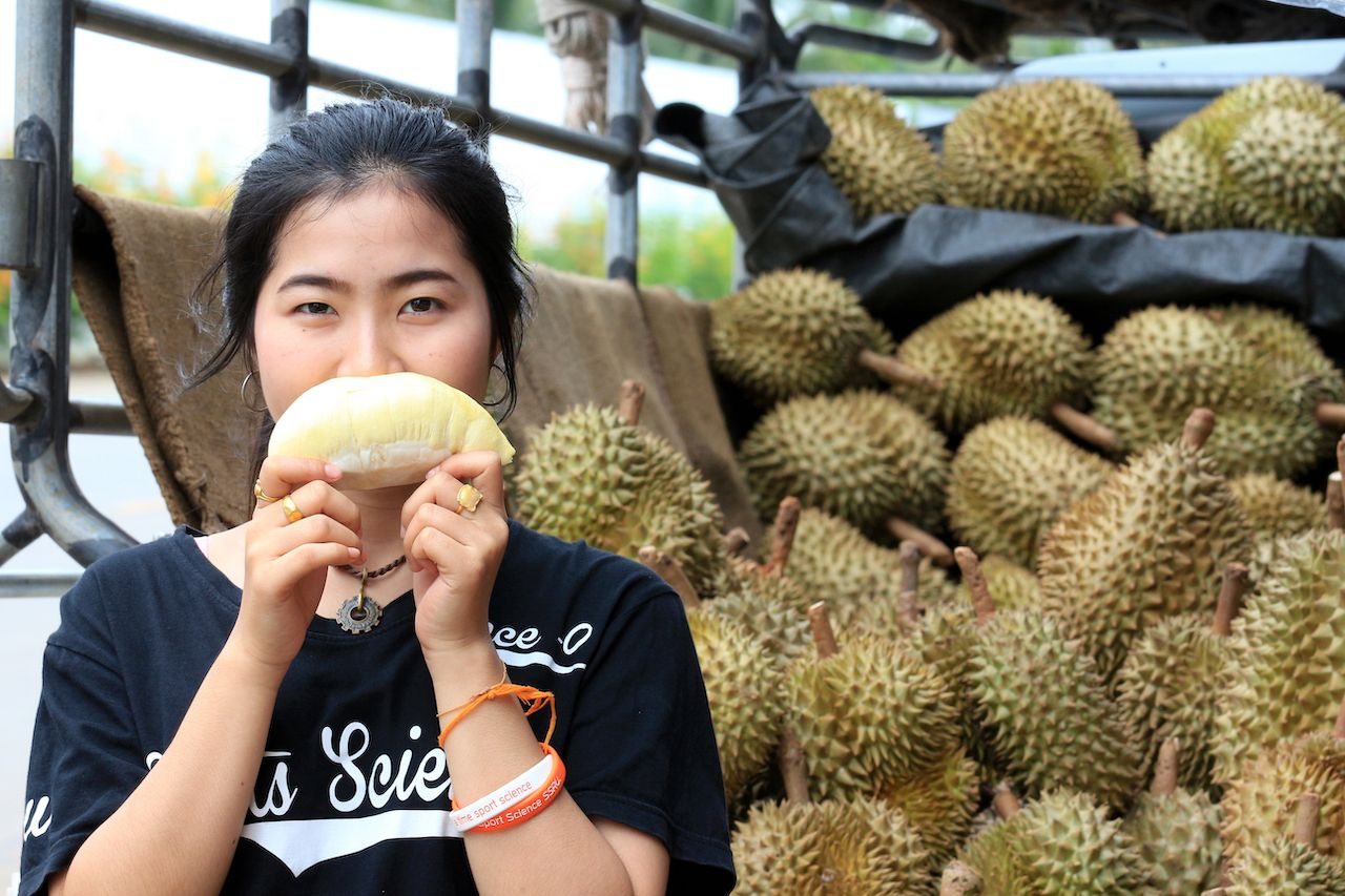 Stop calling durian stinky
