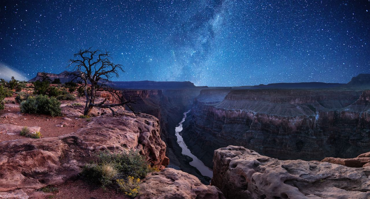 Virtual Grand Canyon Star Party 2020