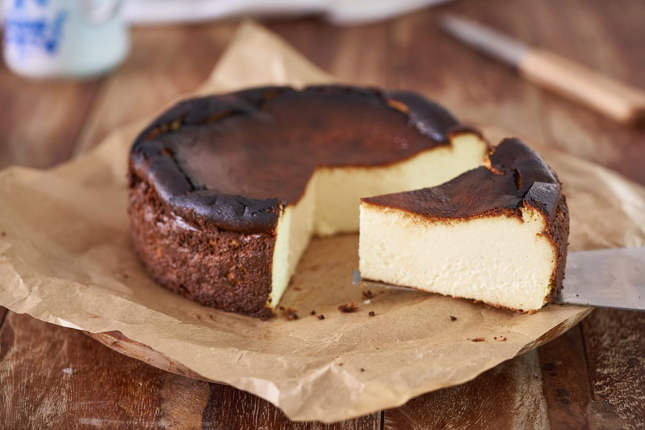Cheesecake history and styles