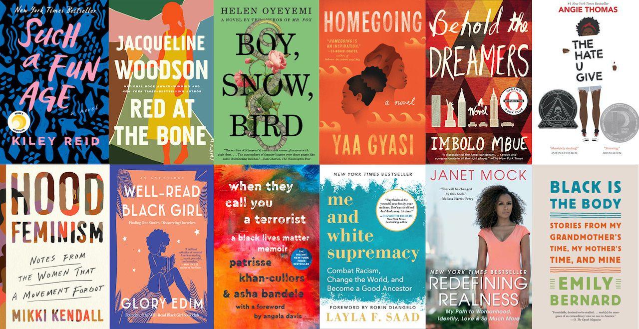 12 books books by Black women